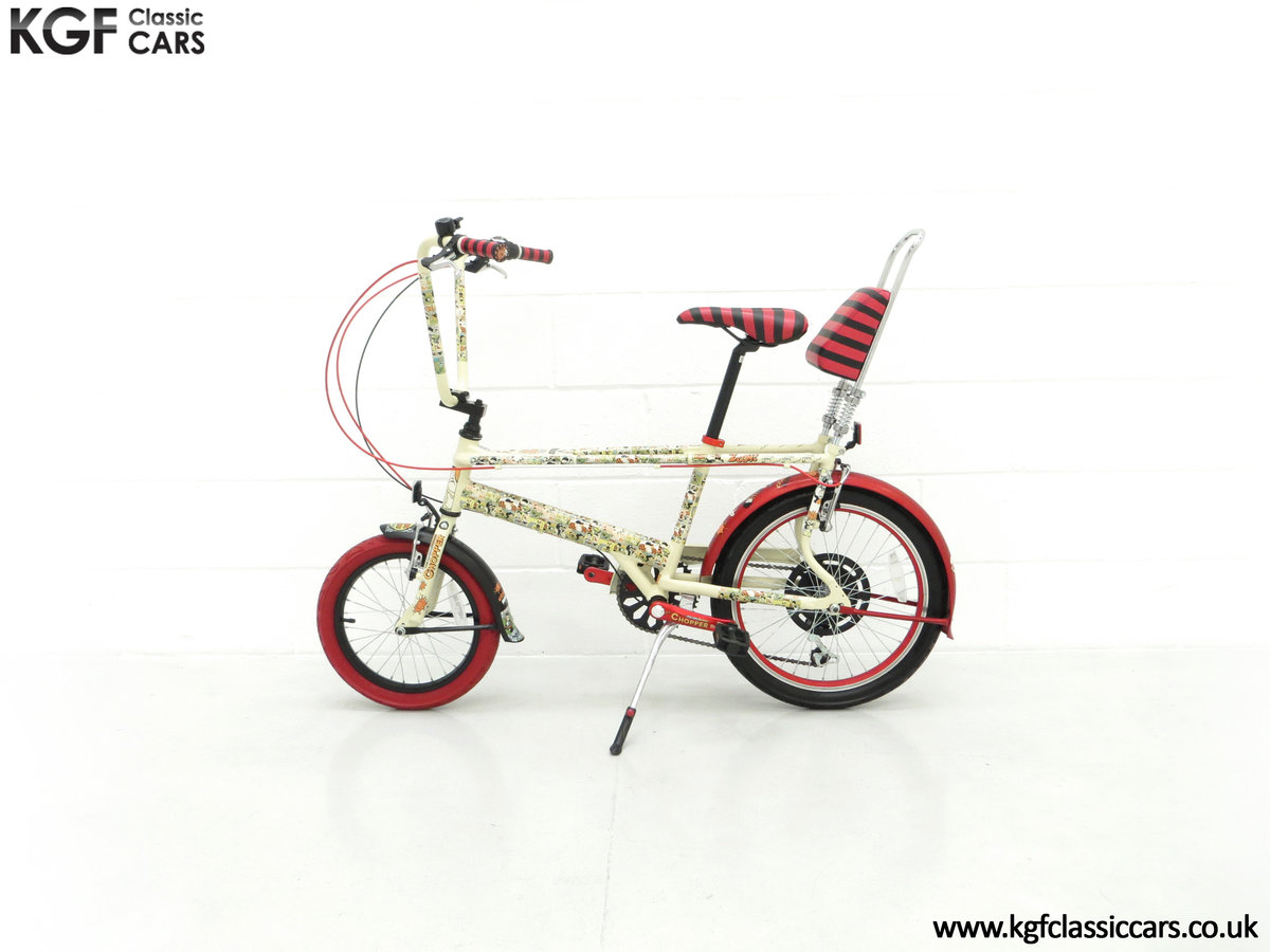 2014 A Never Ridden Raleigh Beano Chopper Limited Edition SOLD (picture 7 of 20)