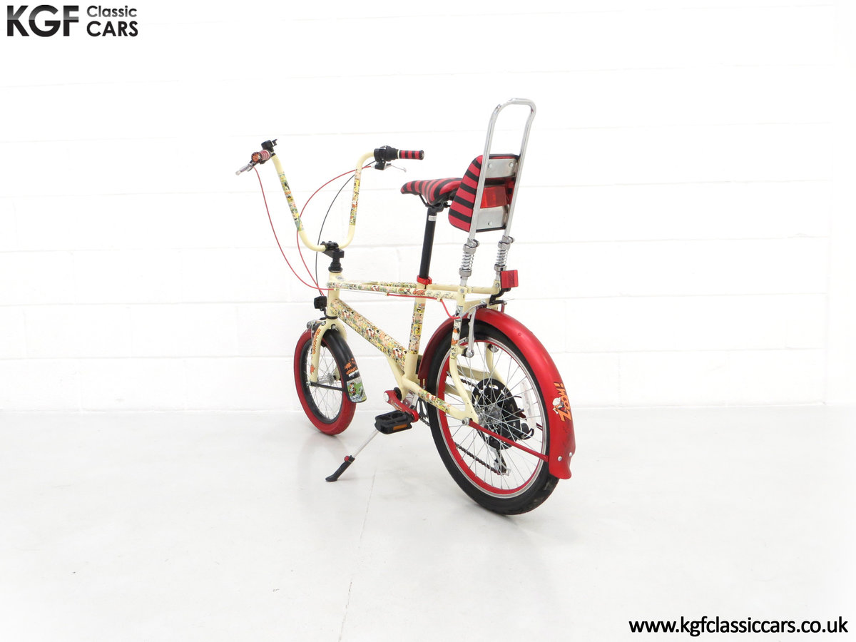 2014 A Never Ridden Raleigh Beano Chopper Limited Edition SOLD (picture 8 of 20)
