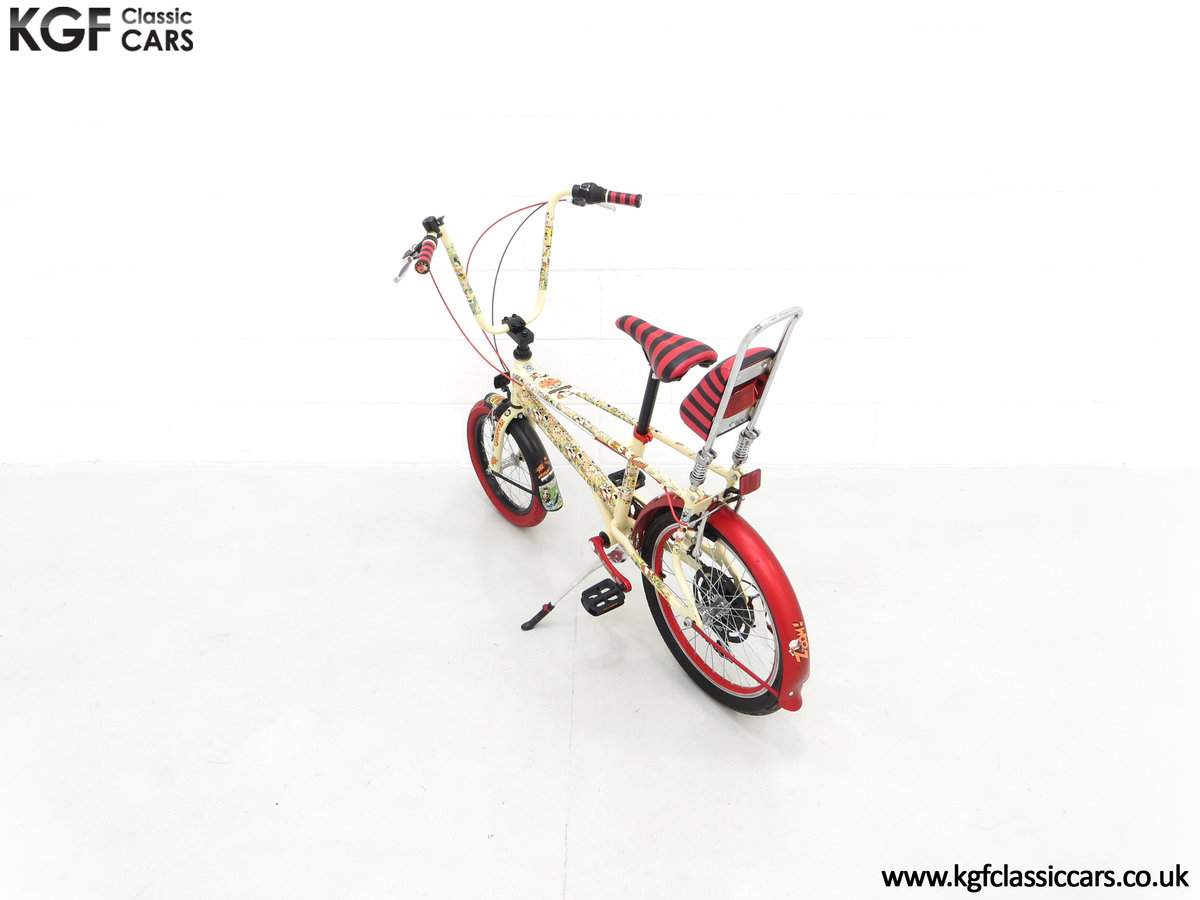 2014 A Never Ridden Raleigh Beano Chopper Limited Edition SOLD (picture 9 of 20)