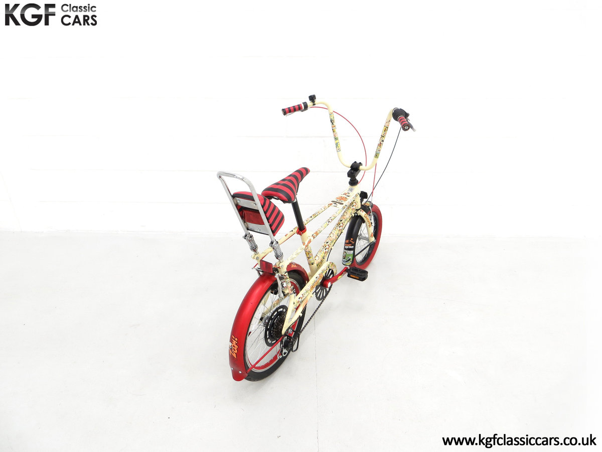 2014 A Never Ridden Raleigh Beano Chopper Limited Edition SOLD (picture 11 of 20)