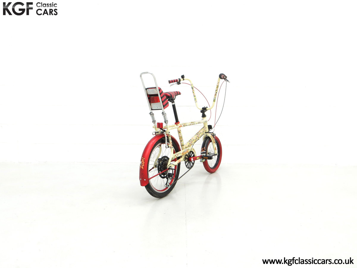 2014 A Never Ridden Raleigh Beano Chopper Limited Edition SOLD (picture 12 of 20)