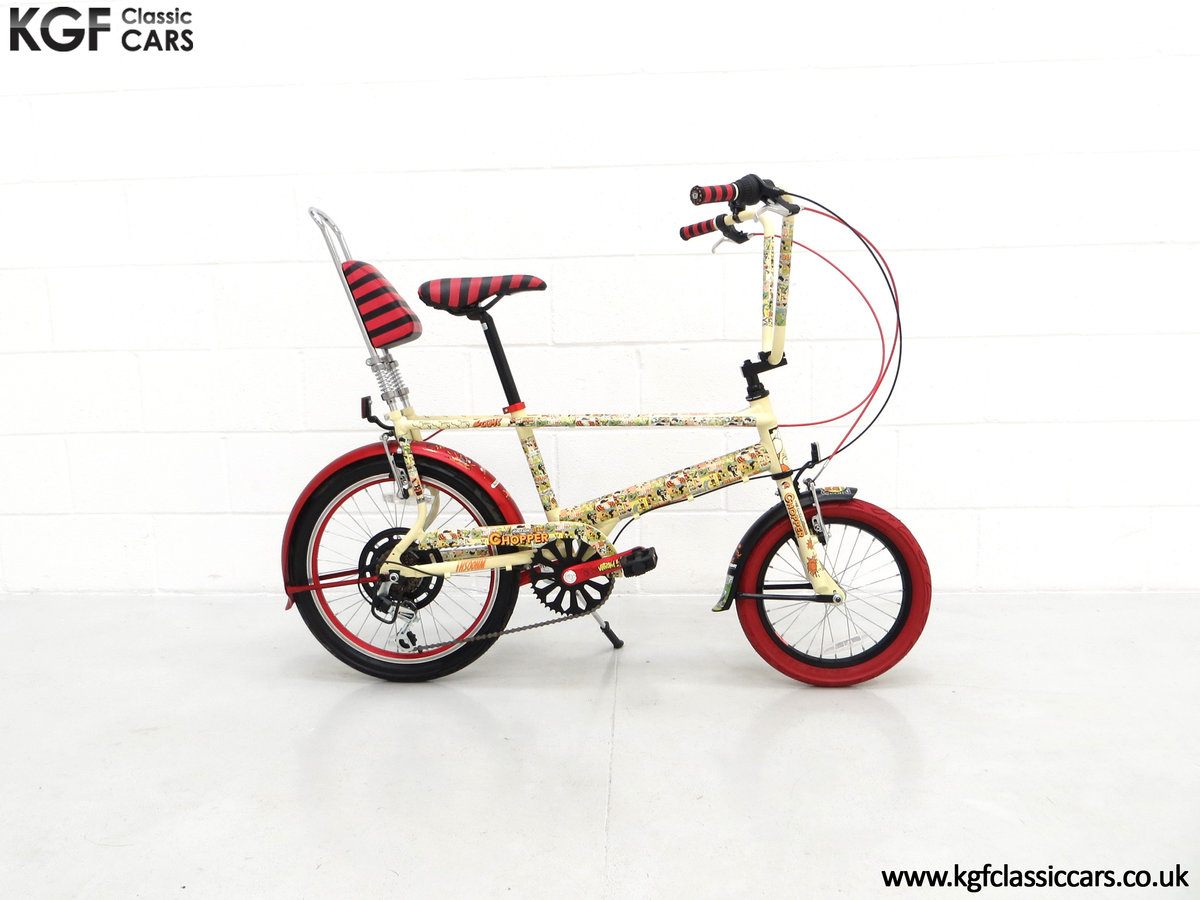 2014 A Never Ridden Raleigh Beano Chopper Limited Edition SOLD (picture 13 of 20)