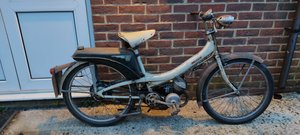 Raleigh RM7 Moped, V5, Shed Find, Runs
