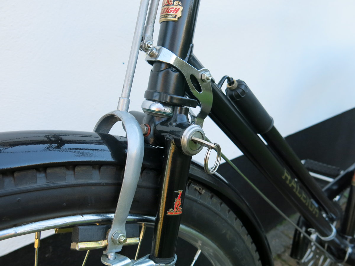 1951 Raleigh / Cyclemaster - absolutely beautiful SOLD (picture 5 of 6)