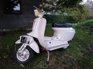 Raleigh old English scooter