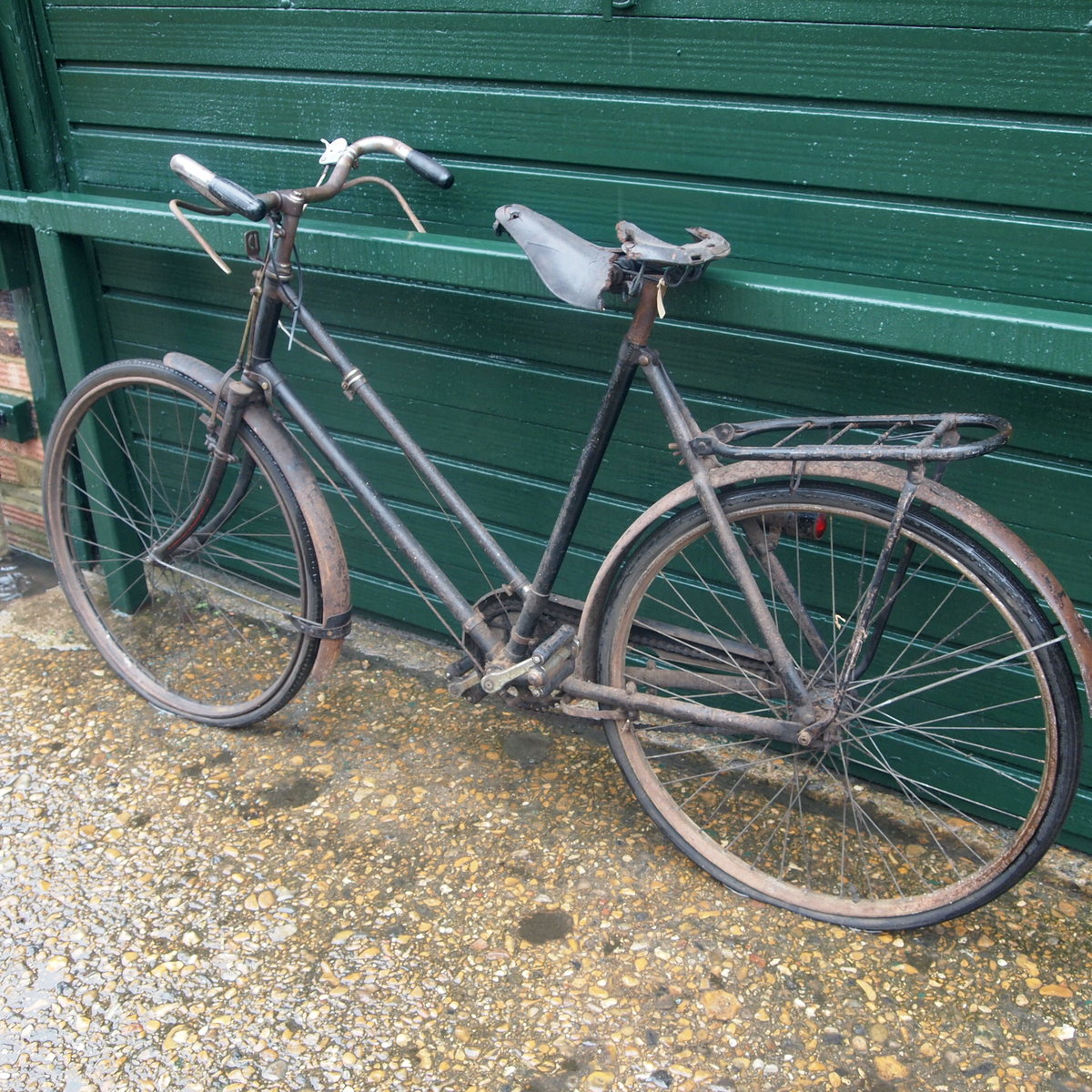 1940 4 x Vintage Rare Old Pushbikes £400 For The Lot. For Sale (picture 7 of 12)