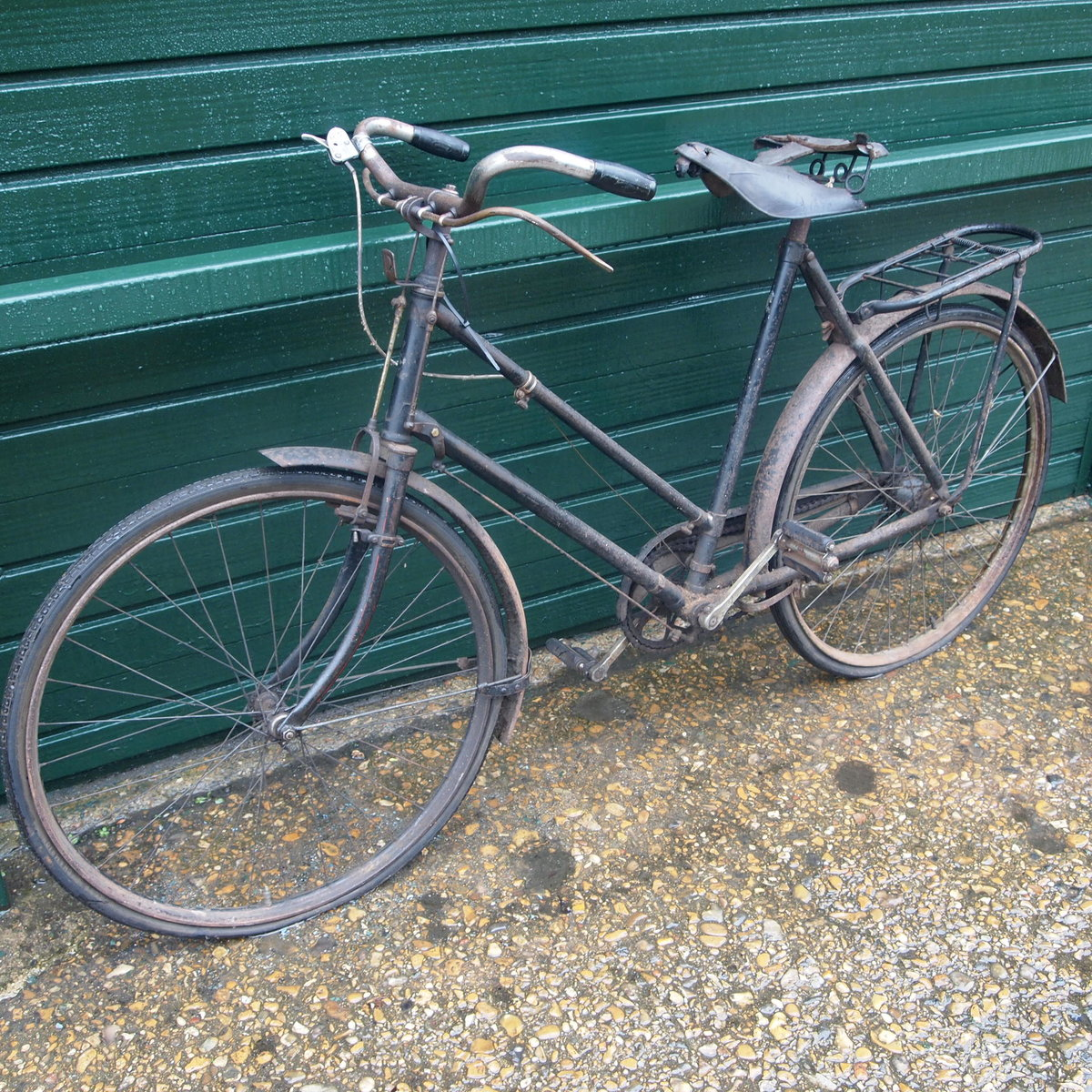 1940 4 x Vintage Rare Old Pushbikes £400 For The Lot. For Sale (picture 8 of 12)