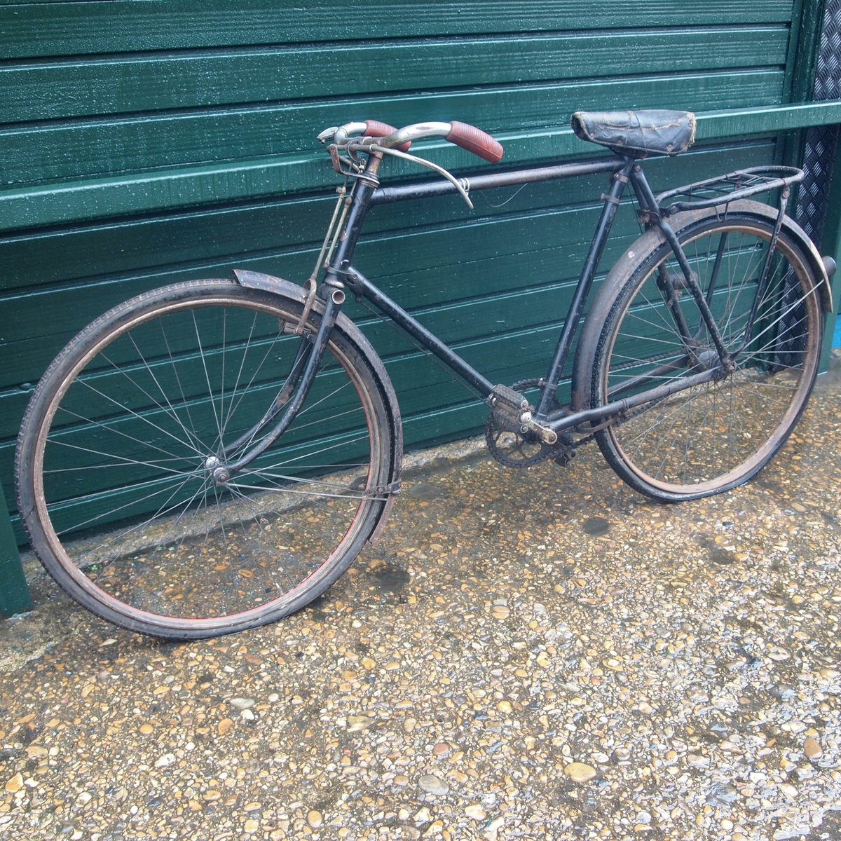 1940 4 x Vintage Rare Old Pushbikes £400 For The Lot. For Sale (picture 10 of 12)