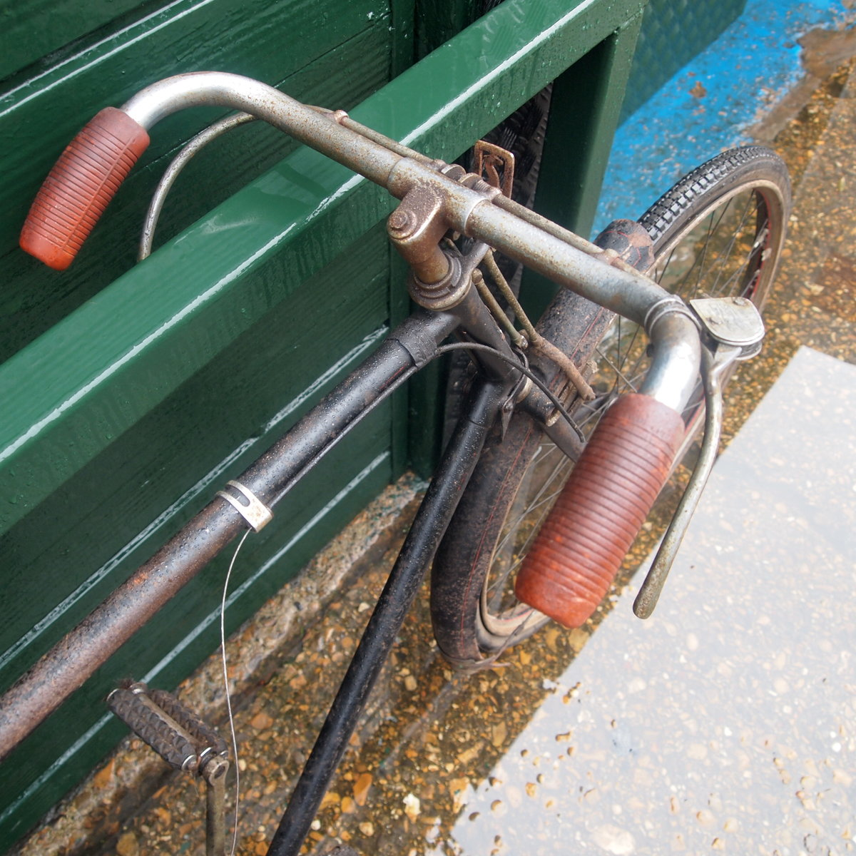 1940 4 x Vintage Rare Old Pushbikes £400 For The Lot. For Sale (picture 11 of 12)
