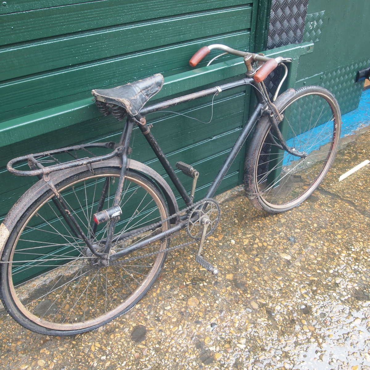 1940 4 x Vintage Rare Old Pushbikes £400 For The Lot. For Sale (picture 12 of 12)