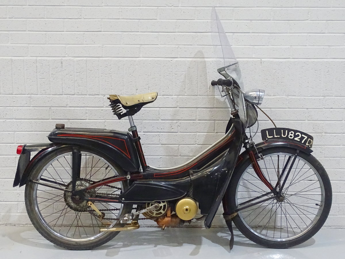 1966 Raleigh RM6 Runabout 27th April SOLD by Auction (picture 1 of 10)