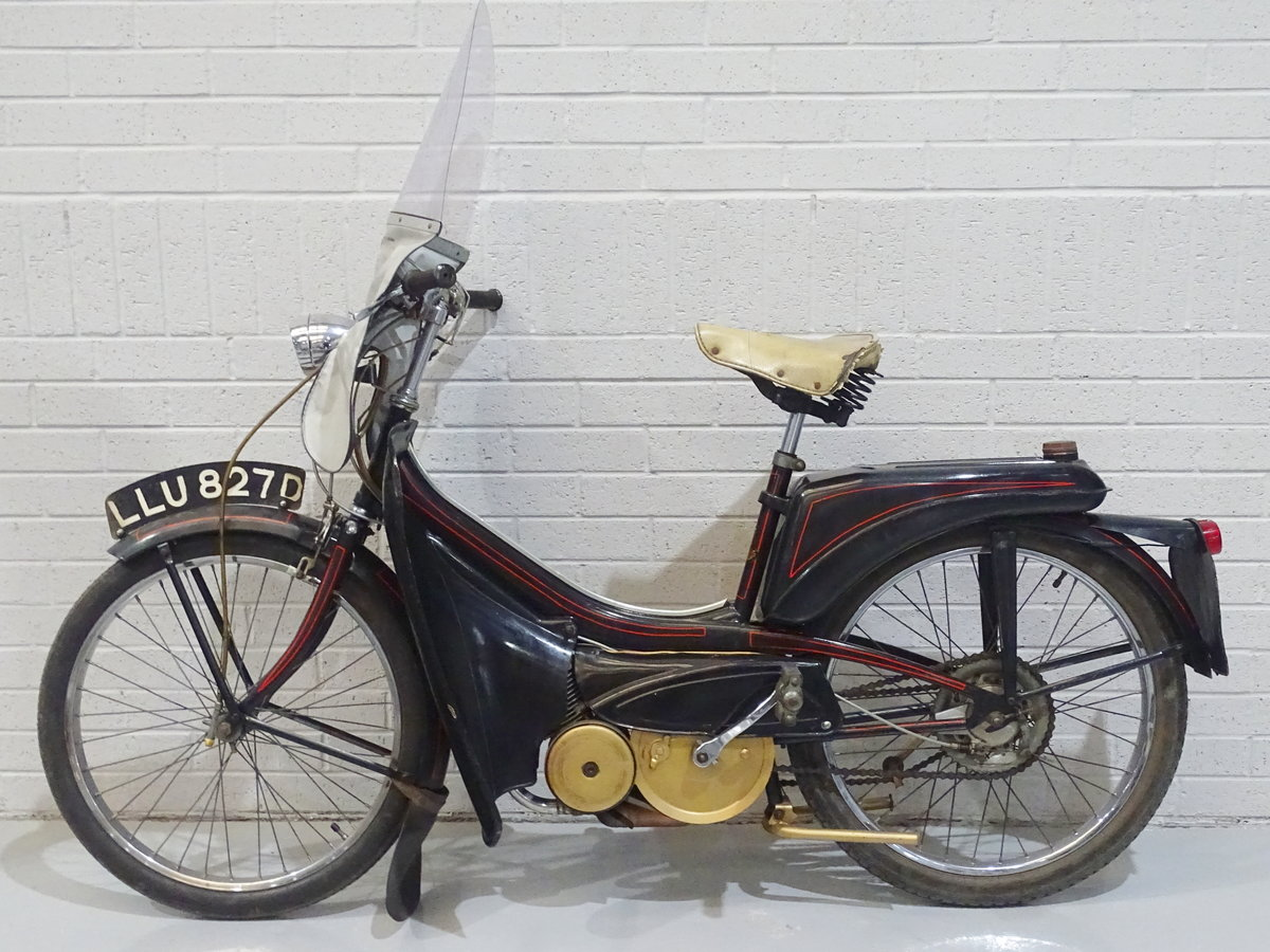 1966 Raleigh RM6 Runabout 27th April SOLD by Auction (picture 2 of 10)