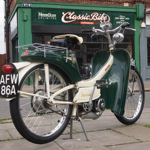 Picture of 1963 Raleigh Runabout RM6 49cc. RESERVED / SOLD TO SM. SOLD