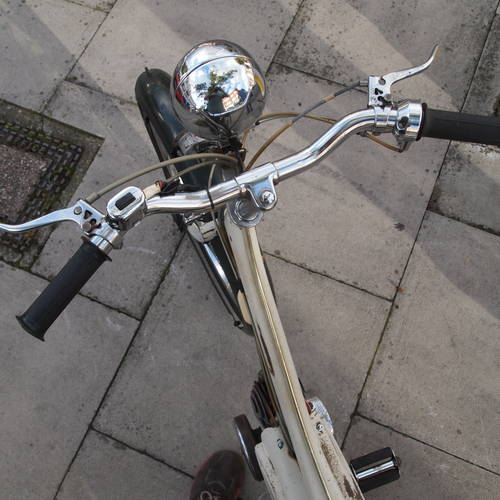 1963 Classic 60's Pedal Moped, SOLD TO MICK  SOLD | Car And