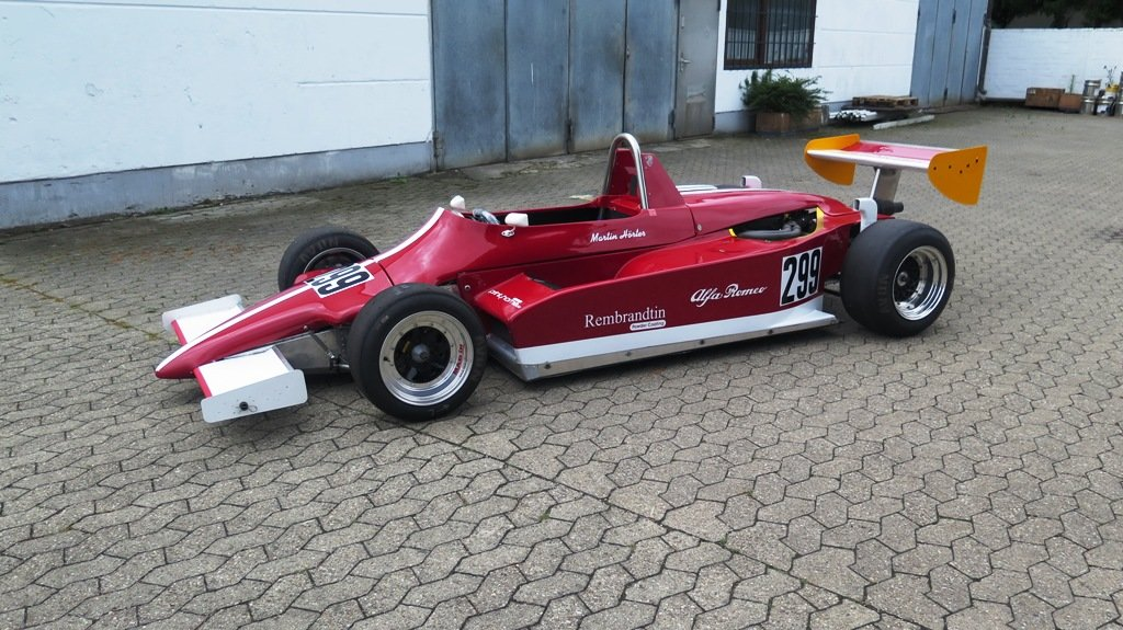 1982 Ralt RT3/82 Alfa Novamotor For Sale (picture 1 of 5)