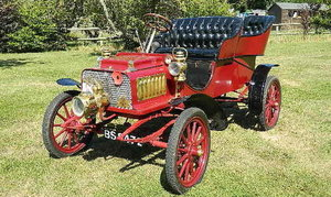 1904 RAMBLER 7HP MODEL H TONNEAU For Sale by Auction