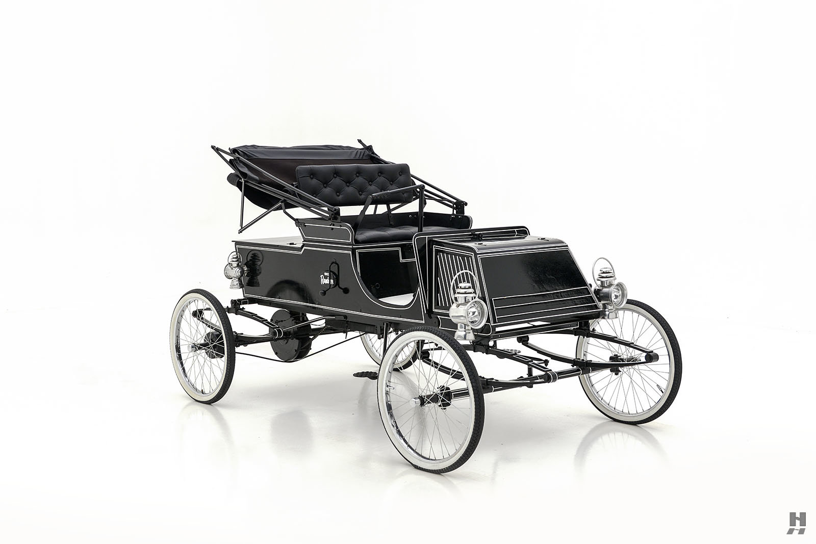 1902 RAMBLER RUNABOUT REPLICA BY GASLIGHT For Sale (picture 2 of 6)