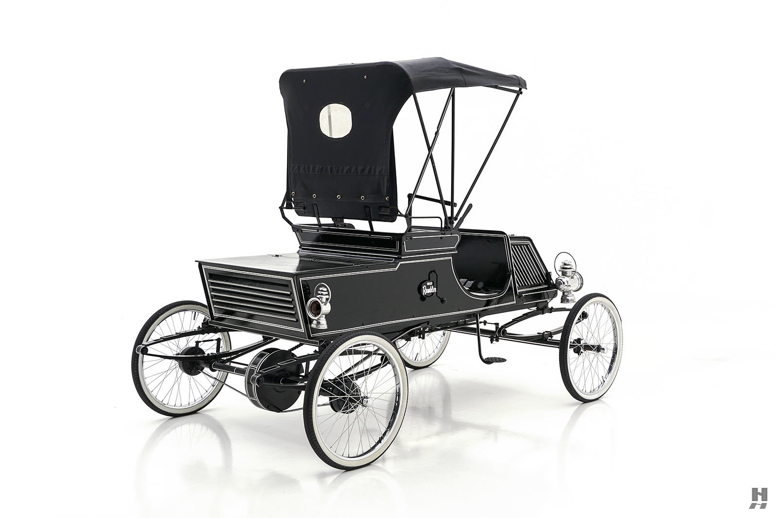 1902 RAMBLER RUNABOUT REPLICA BY GASLIGHT For Sale (picture 5 of 6)