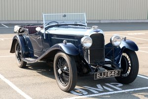 Picture of 1934 Lagonda Abbot Rapier For Sale