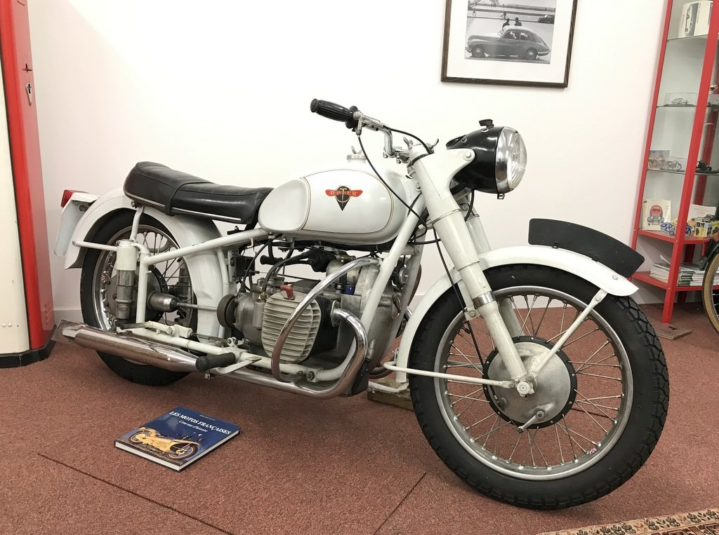 1957 Ratier L7/8 750cc Totally Rebuilt For Sale (picture 1 of 6)