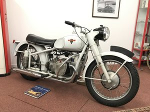 1957 Ratier L7/8 750cc Totally Rebuilt For Sale