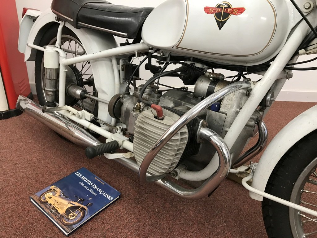 1957 Ratier L7/8 750cc Totally Rebuilt For Sale (picture 2 of 6)