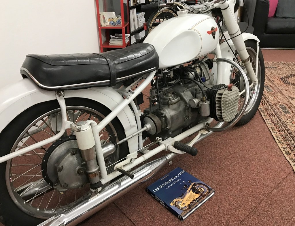 1957 Ratier L7/8 750cc Totally Rebuilt For Sale (picture 4 of 6)