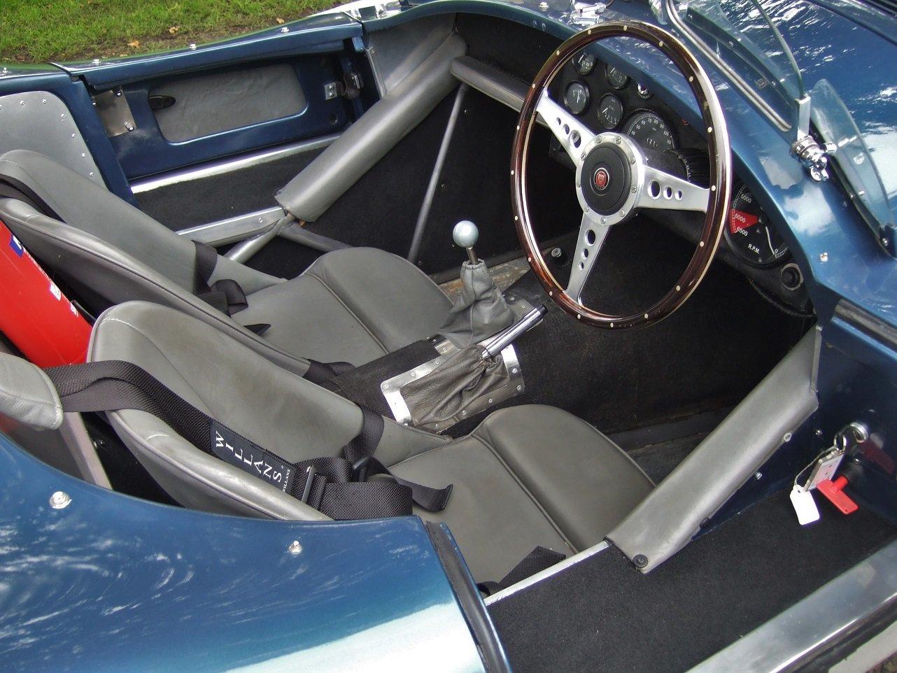 2015 Fast Cat! Jaguar C-Type Replica For Sale (picture 5 of 6)