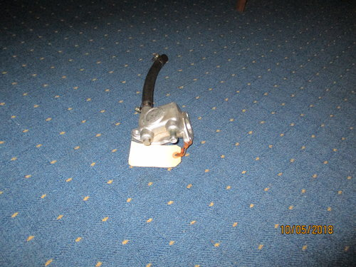 CARBURRETOR ADAPTER TO MANIFOLD For Sale (picture 1 of 2)