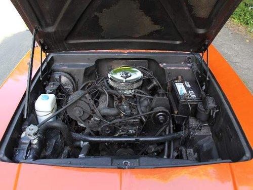 1980 Reliant Scimitar GTC - Very Original, MOT Sept SOLD (picture 6 of 6)