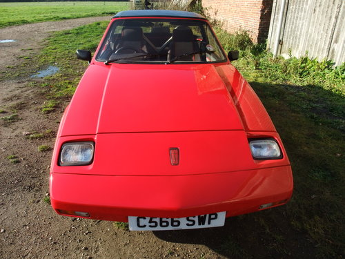 1986 A Stunning Scimitar SS1 British Sports Car For Sale (picture 2 of 5)
