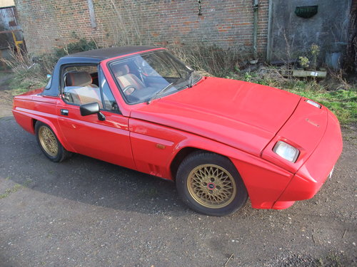 1986 A Stunning Scimitar SS1 British Sports Car For Sale (picture 4 of 5)