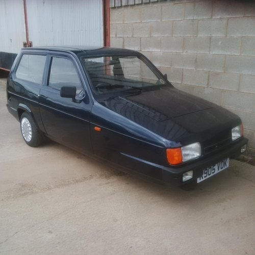 1998 Reliant Robin   MK2 SLX B1 hatchback SOLD (picture 1 of 1)