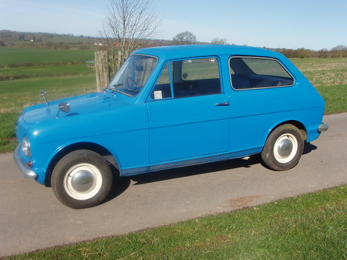 1972 Reliant  Rebel Saloon fully restored tax exempt SOLD (picture 1 of 6)