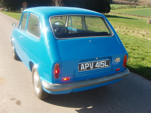 1972 Reliant  Rebel Saloon fully restored tax exempt SOLD (picture 2 of 6)