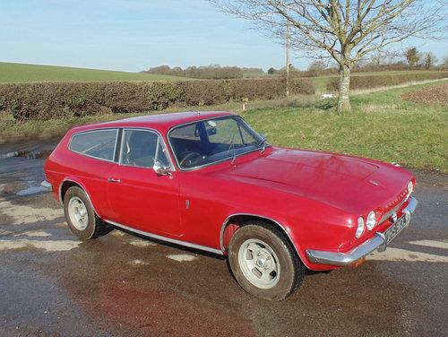 1973 Reliant Scimitar GTE SE5 SOLD (picture 2 of 6)