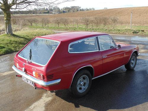 1973 Reliant Scimitar GTE SE5 SOLD (picture 3 of 6)