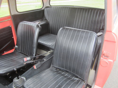 1973 RELIANT REGAL 3/30 ** GREAT INVESTMENT ~ EVEN GREATER FUN!** For Sale (picture 3 of 6)