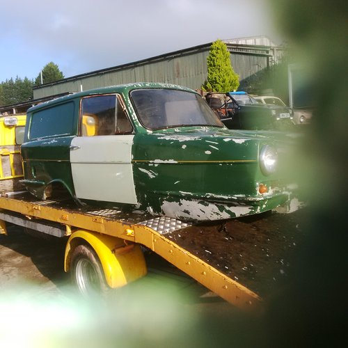1972 Reliant Regal spares New and secondhand For Sale (picture 1 of 3)
