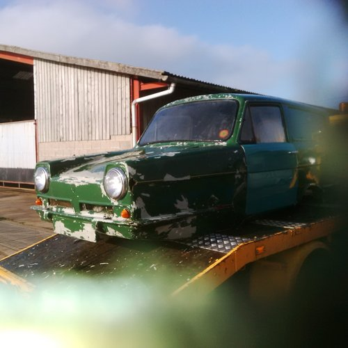 1972 Reliant Regal spares New and secondhand For Sale (picture 2 of 3)