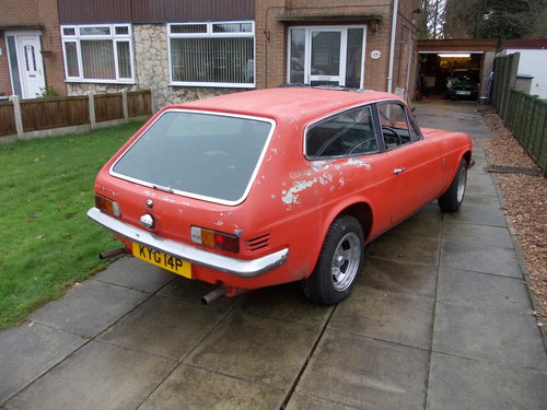 1975 reliant scimitar gte se5a manual For Sale (picture 3 of 6)
