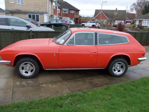 1975 reliant scimitar gte se5a manual For Sale (picture 4 of 6)
