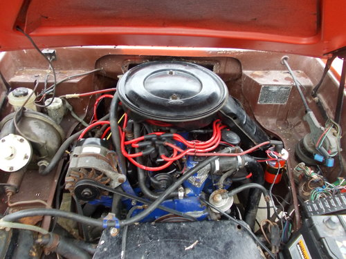 1975 reliant scimitar gte se5a manual For Sale (picture 5 of 6)