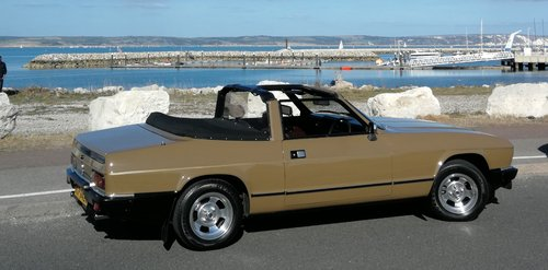 1981 Reliant Scimitar GTC For Sale (picture 1 of 6)