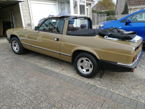 1981 Reliant Scimitar GTC For Sale (picture 3 of 6)