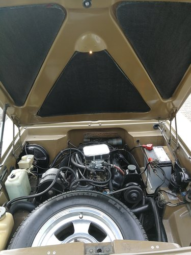 1981 Reliant Scimitar GTC For Sale (picture 5 of 6)