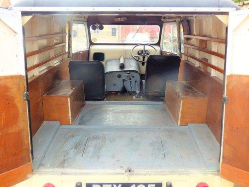 1949 Reliant Regent 10cwt van SOLD (picture 3 of 6)