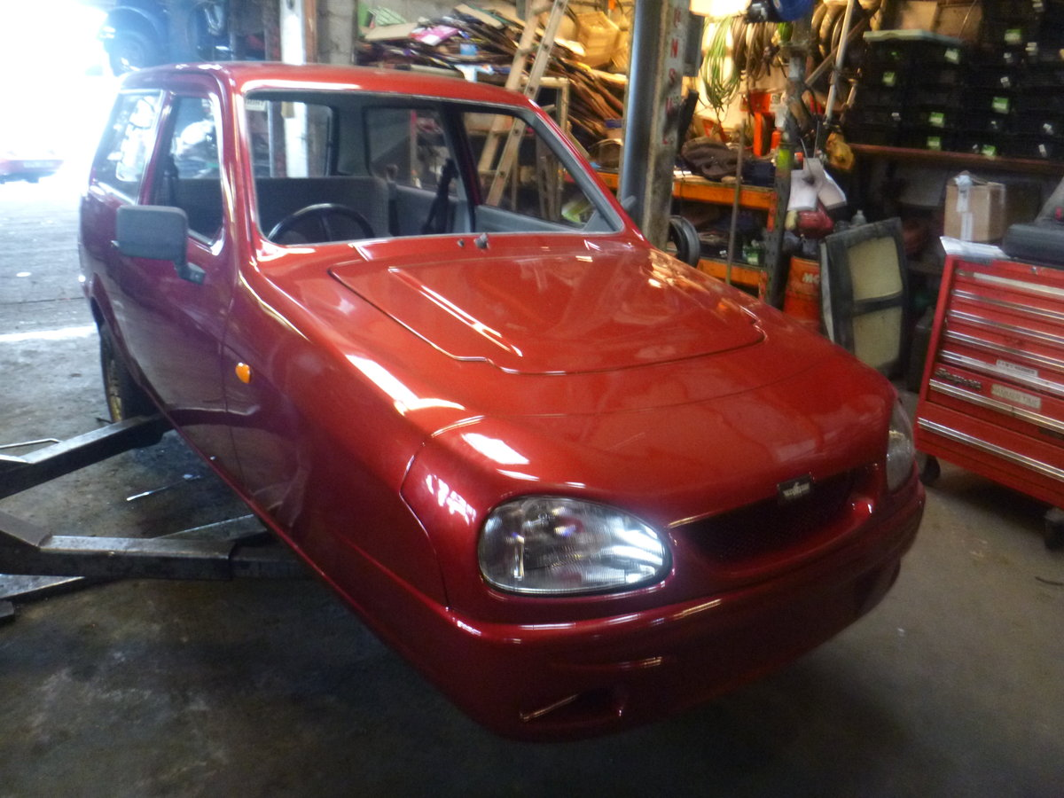 1999 Reliant Robin  MK3 B1 licence  For Sale (picture 1 of 2)