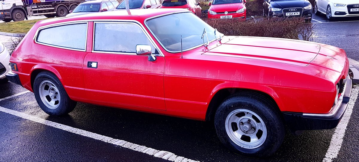 For Sale: Reliant Scimitar GTE Automatic 1977 For Sale (picture 1 of 6)