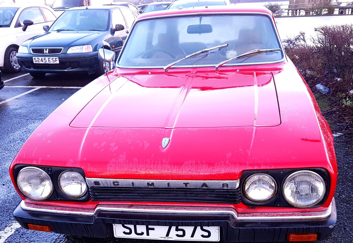 For Sale: Reliant Scimitar GTE Automatic 1977 For Sale (picture 2 of 6)